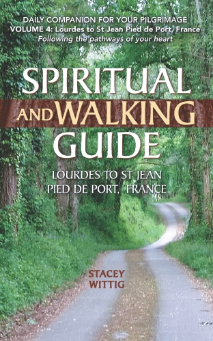 Spiritual and Walking Guide front-cover
