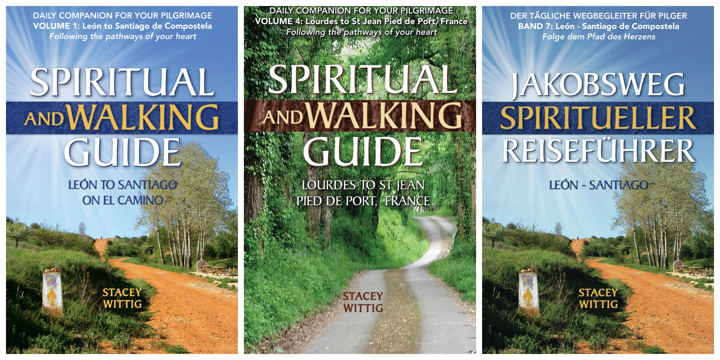 Spiritual and Walking Guides
